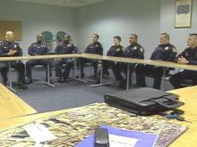 New Durham Police Officers Strive To Make Downtown Safe For Businesses