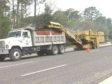 Motorists Prepare For Traffic Delays With Bragg Boulevard Repaving Project