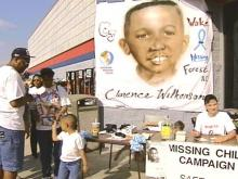 Free Photos, Fingerprinting Raise Awareness of Missing Wake Forest Boy