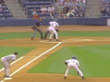 The Durham Bulls defeated the Columbus Clippers 5-1 in the Bulls' home opener.(WRAL-TV5 News)