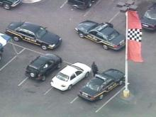 Disgruntled Customer Holds Car Salesperson Hostage with Toy Gun