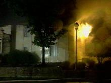 Firefighters Investigate Chapel Hill Apartment Fire