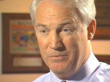Former Charlotte Mayor Vinroot Hopes to Lead the State as Governor
