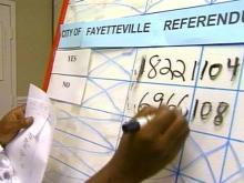 Fayetteville Votes to Reduce Size of City Council
