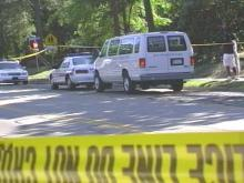 Two-year-old Glenda Thompson was struck and killed by a church van on Thursday.(WRAL-TV5 News)