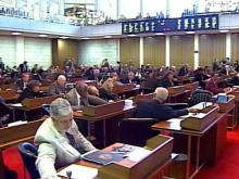 North Carolina's short session began just after noon on Monday.(WRAL-TV5 News)