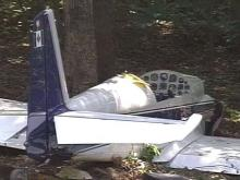 2 Die in Apex Plane Crash