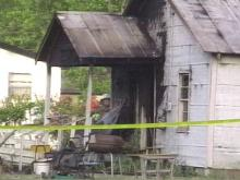 The heroic actions of two men were not enough to save a Fayetteville man from a house fire.(WRAL-TV5 News)