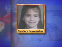 Candace Newmaker died last month during a rebirthing procedure. Her mother, Jeane, surrendered to Colorado authorities Tuesday. She is charged with criminal negligence.(WRAL-TV5 News)