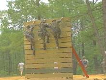 Fort Bragg Soldiers Participate In War Games During All-American Week