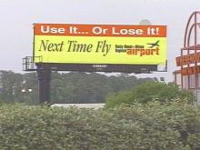 Rocky Mount-Wilson Airport to Travelers: Use It... Or Lose It!