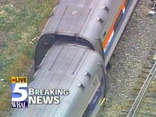 Amtrak Train Derails in Cary