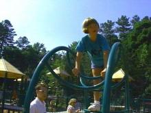 Cary Playground Brings Together Kids of All Abilities