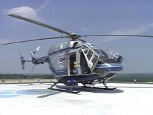 UNC Helicopter Victim of Highway Hit and Run
