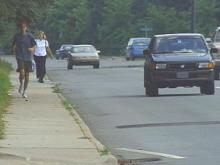 Study Shows Walking In The Triangle Can Be Hazardous To Your Health