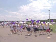 The Vance County Relay for Life is only in its sixth year, but they have already hit the $1 million mark in fund-raising for the American Cancer Society.(WRAL-TV5 News)