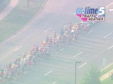 The race began Thursday at 6 a.m.(WRAL-TV5 News)