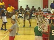 Thousands of athletes and coaches have converged on the Triangle for the 2000 State Games. This weekend, athletes will compete in a variety of sporting events.(WRAL-TV5 News)
