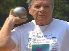 Oldest State Games Competitor Still Young at Heart