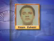 Essam Helmi Elshami of Elm City is charged with three counts of financial identity fraud after he was arrested at a post office where he received eight credit cards under other people's names.(WRAL-TV5 News)