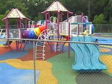 First Accessible Playground Opens in Fayetteville