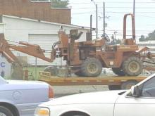 Construction Equipment Bandits Make Their Way To Johnston County