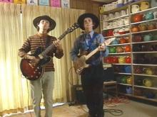 Stede (left) and Monte (right) Delzorro hope to break into the music business. The twins says their music is a new career path to replace an old career rut.(WRAL-TV5 News)