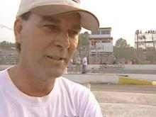 Randy Renfrow raced for 29 years on racetracks like the Wake County Speedway as well as the same track that took the life of Irwin. He says he does not let the recent rash of fatal crashes affect his racing lifestyle.(WRAL-TV5 News)