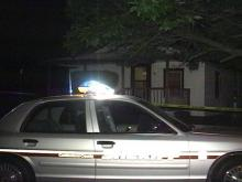 Law officers were called to this house in Wade, following a fatal shooting.(WRAL-TV5 News)