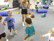 Kids' Fitness Program Looks to a Trim Future