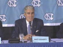Coaching At UNC Can Come With Hefty Price Tag