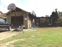 Fayetteville Police Search for Arsonist
