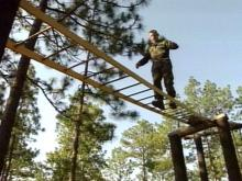 Special Forces Candidates Overcome 'Obstacles' to Become Ultimate Survivors