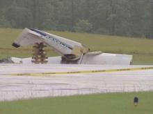 Johnston County Airport Reopens After Fatal Crash