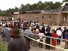Cumberland Congregation Grateful Despite Fire