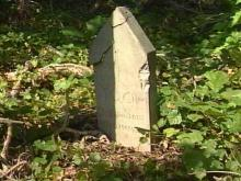 A Wake County family says developers disturbed graves at a family cemetery.(WRAL-TV5 News)