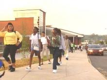 Students Return To Carnage Middle School One Week Late