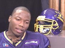 Wilson Wants To Be Major Player In ECU's Offensive Arsenal