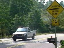 New Device Designed to Put Brakes on Neighborhood Speeders