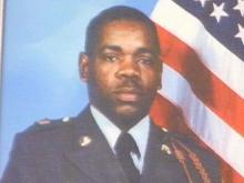Staff Sergeant Randall Lee Lewis drowned last weekend while trying to save the son of his best friend.(WRAL-TV5 News)