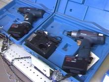 Power Tools Are a Hot Commodity Among Thieves