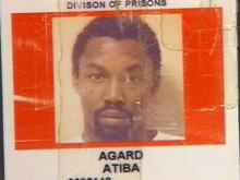 Atiba Agard escaped from the State Personnel Training Center Monday evening.(WRAL-TV5 News)