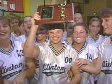 Clinton High School Senior Produces Extra Effort In Sports, Classroom