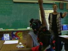 Education is important to voters, according to a new survey.(WRAL-TV5 News)