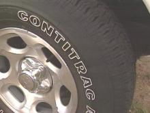 Continental General Tire Issues Massive Recall; Lincoln Navigators Affected