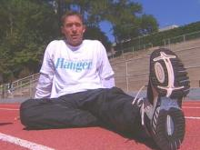 Amputee Wants To Sprint His Way To Paralympic Games