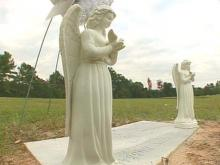 Vandals Take Families' Sacred Treasures From Cemetery