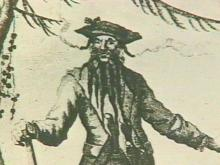 Take An Online Journey To See Blackbeard's Flagship
