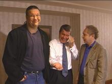 Penn & Teller & Crabtree?(WRAL-TV5 News)