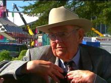 Graham Presides Over State Fair One Last Time